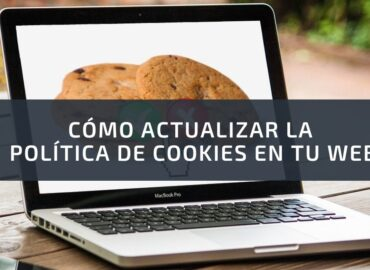 actualizar política de cookies 2021