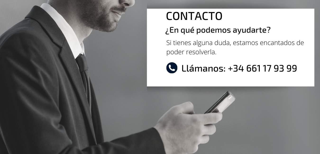 Contacto protección de datos